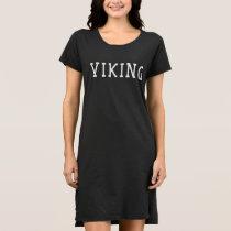 Viking - T-Shirt Dress