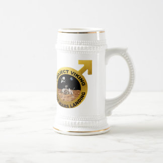 Viking: The First Landing on Mars! 18 Oz Beer Stein