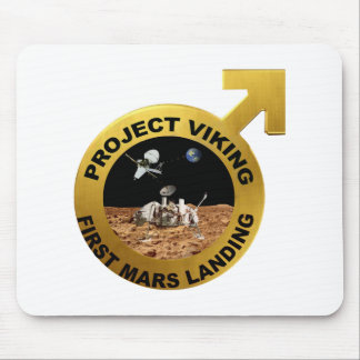 Viking: The First Landing on Mars! Mouse Pads