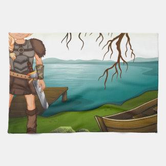 Viking Toalla
