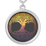 Viking Tree Of Life Necklace