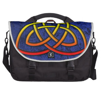 viking tribal knot laptop tasche