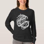 Viking Urnes Style Snake T-Shirt