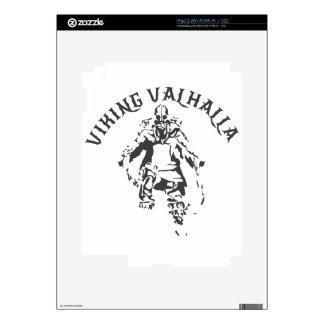 Viking Valhalla - Design 1 iPad 2 Decal