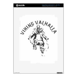 Viking Valhalla - Design 1 iPad 3 Decal