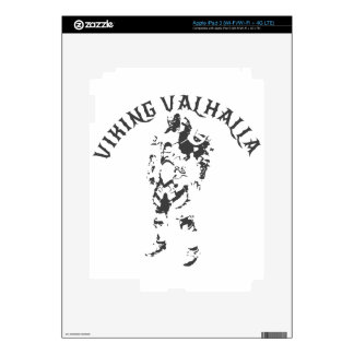 Viking Valhalla - Design 2 iPad 3 Skin