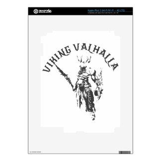 Viking Valhalla - Design 5 Decal For iPad 3