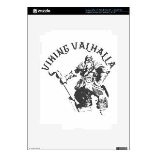 Viking Valhalla - Design 7 iPad 3 Decal