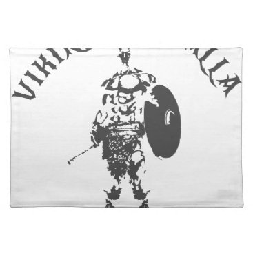 scorpionagency Viking Valhalla - Design 8 Cloth Placemat