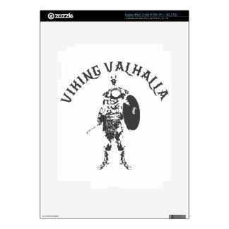 Viking Valhalla - Design 8 Decals For iPad 3