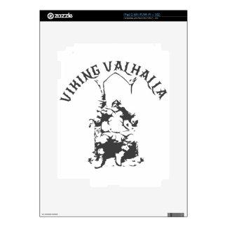Viking Valhalla - diseño 10 Calcomanía Para iPad 2