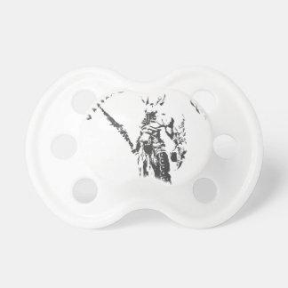 Viking Valhalla - diseño 5 Chupetes De Bebé