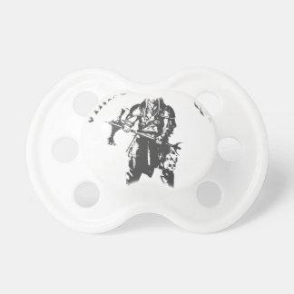 Viking Valhalla - diseño 6 Chupete De Bebe
