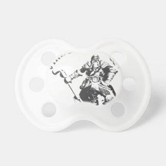 Viking Valhalla - diseño 7 Chupetes De Bebé