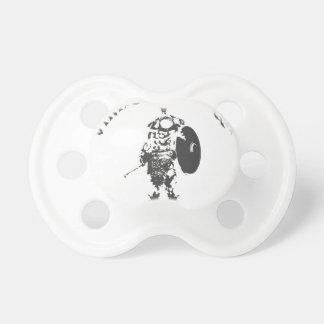 Viking Valhalla - diseño 8 Chupete De Bebe