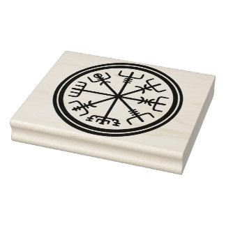 Viking Vegvisir Large Design Stamp Tool