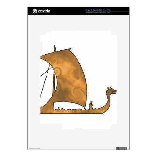 Viking Voyage Decal For iPad 2