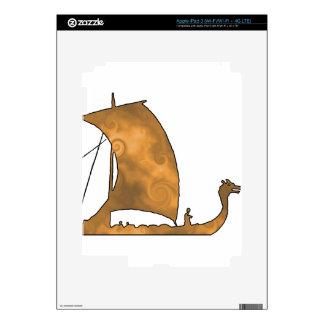 Viking Voyage iPad 3 Skins