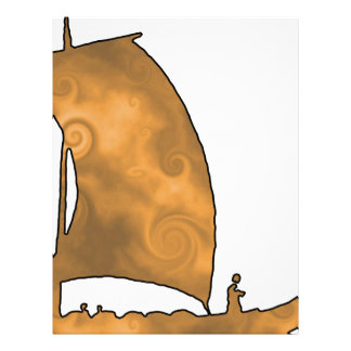 Viking Voyage Letterhead