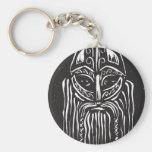 Viking Warrior Key Chain