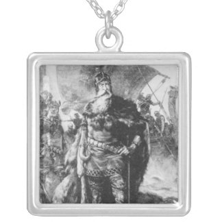 Viking Warrior Custom Necklace