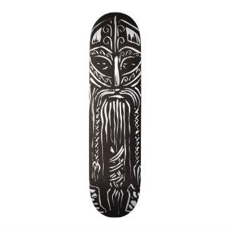 Viking Warrior Skateboard Deck