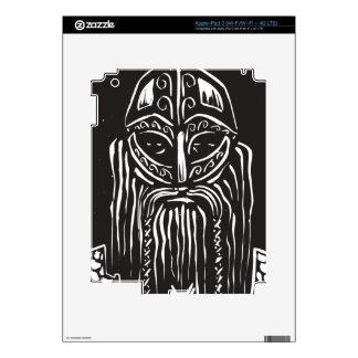 Viking Warrior iPad 3 Skins