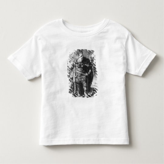 Viking Warrior Toddler T-shirt