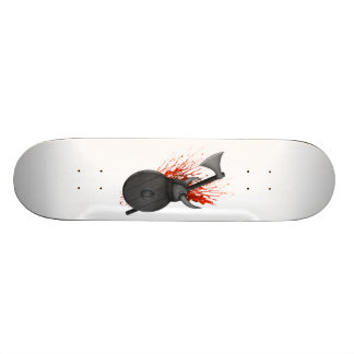 Viking Weapons Skateboard Deck