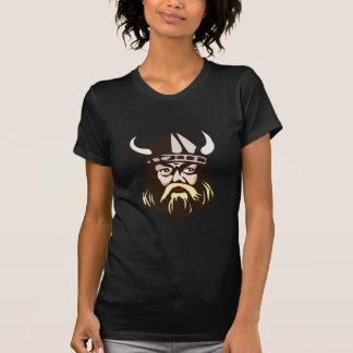 Viking Wearing Horned Helmet T-Shirt