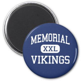 - Vikingos - joven conmemorativo - Whippany New Je Imán De Frigorífico