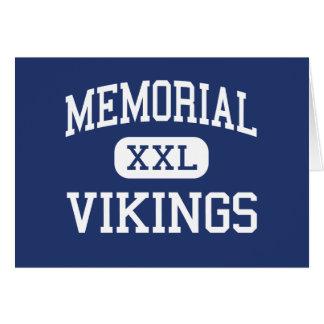 - Vikingos - joven conmemorativo - Whippany New Je Tarjeta