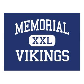 - Vikingos - joven conmemorativo - Whippany New Je Tarjeta Postal