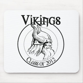 Vikings Class of 2012 Mouse Pad