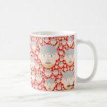 vikings classic white coffee mug