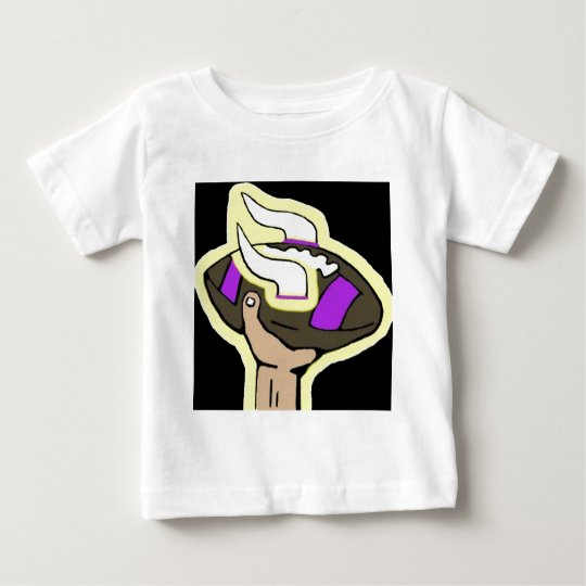 vikings football baby T-Shirt