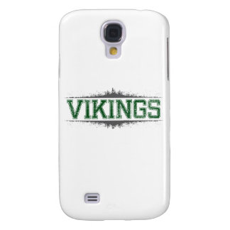 Vikings Galaxy S4 Cases