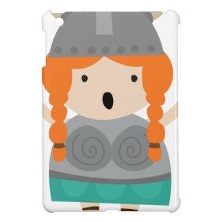 Vikings girl-opera-singer iPad mini cases