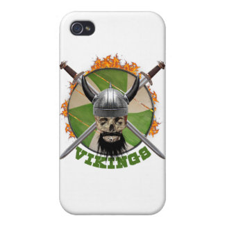 vikings cases for iPhone 4