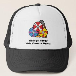 Vikings Never Hide Trucker Hat