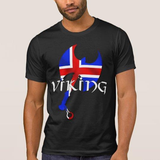 Vikings of Iceland Nordic Scandanavian pride T-Shirt