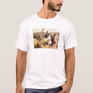 Vikings on the Shore T-Shirt