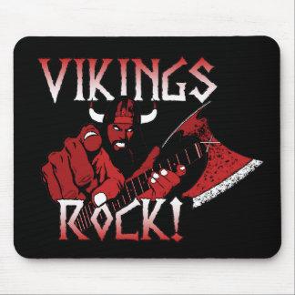 Vikings Rock Mousepad