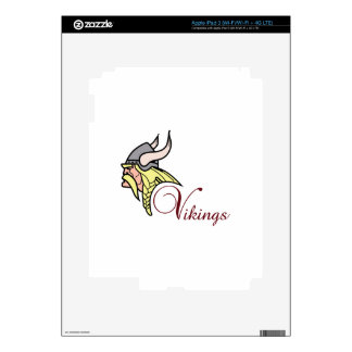 VIKINGS iPad 3 SKIN