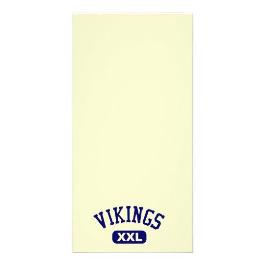 Vikings XXL Blue Card