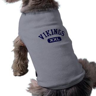 Vikings XXL Blue Pet T Shirt