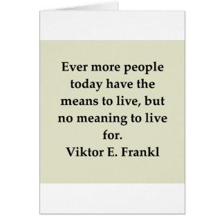 viktor frankl greeting cards