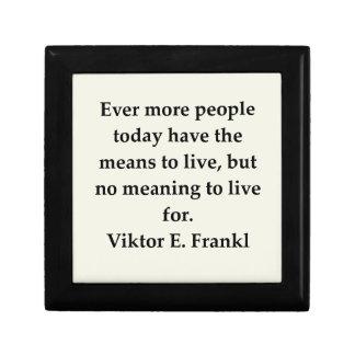 viktor frankl jewelry boxes