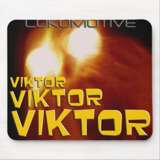 Viktor mousepad