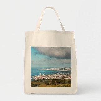 Vila DA Lagoa - Azores Bolsa Tela Para La Compra